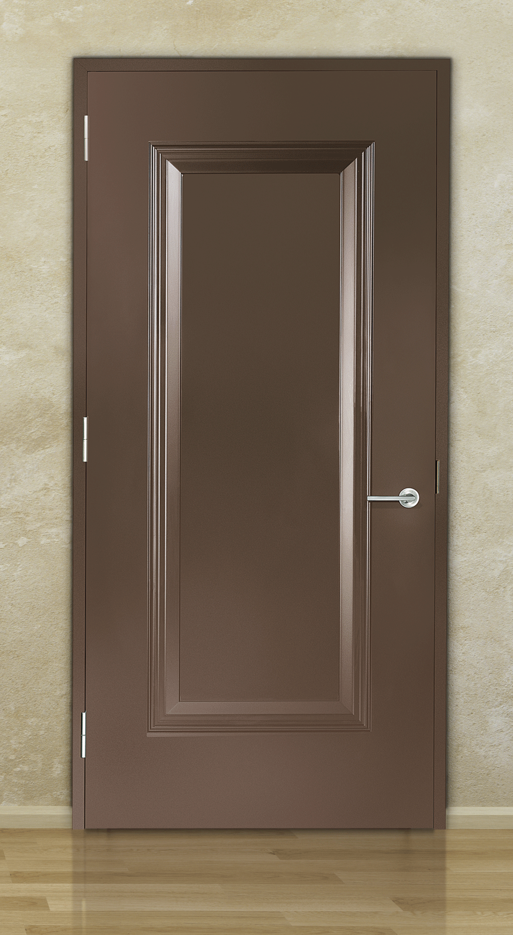 HD 1 Panel High Definition 1 Panel Embossed Doors